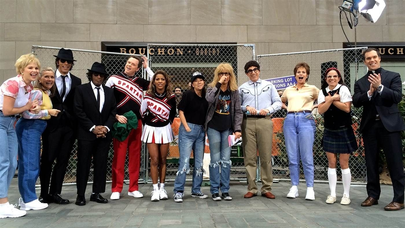 10 Trendy Saturday Night Live Costume Ideas see todays saturday night live halloween costumes snl 2020