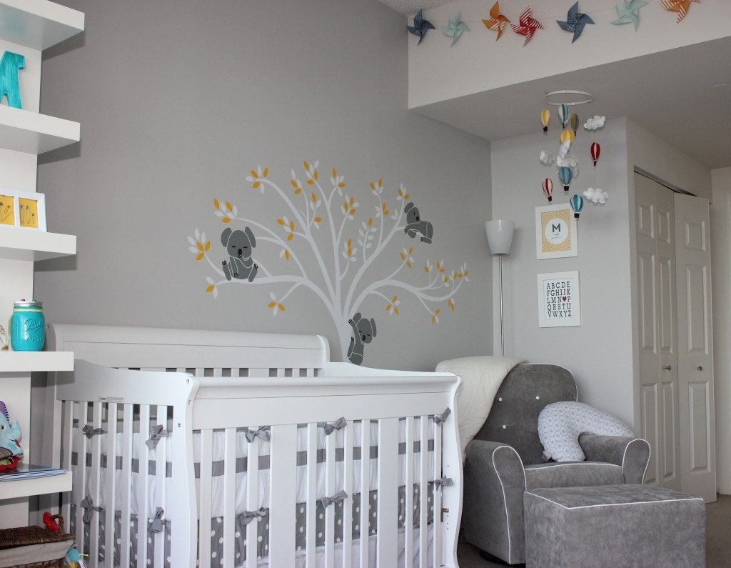 10 Lovely Baby Boy Room Decorating Ideas seemly greybabyboyroomideas then baby boy room decorating ideas in 2020