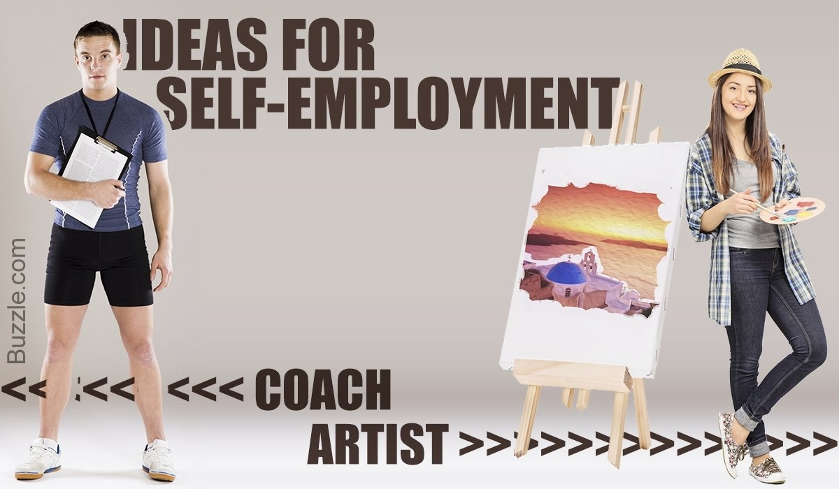10 Wonderful Self Employment Ideas With Low Start
