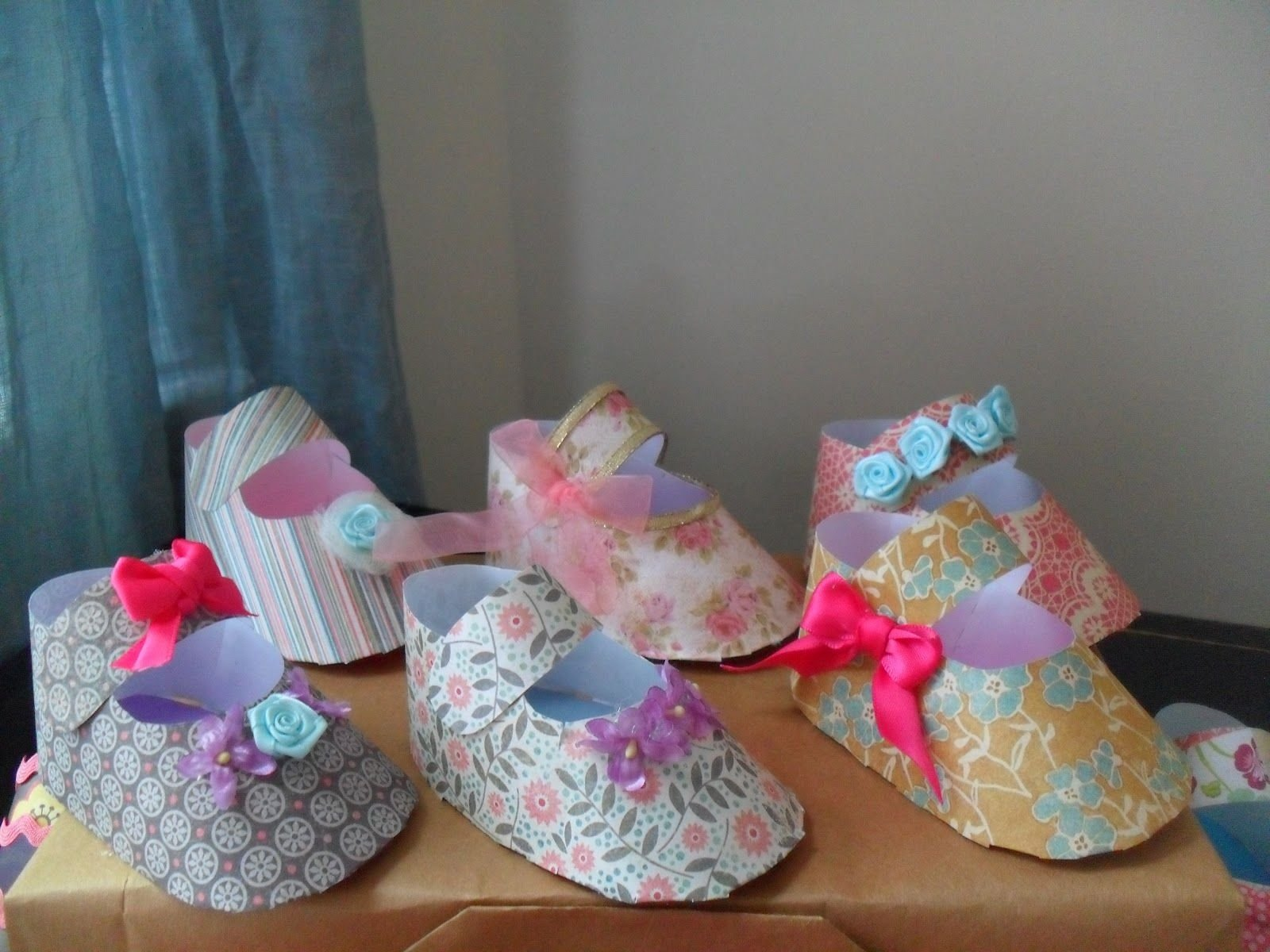 10 Attractive Do It Yourself Baby Shower Favors Ideas self made baby shower decorations lostmama shabby chic baby 2020
