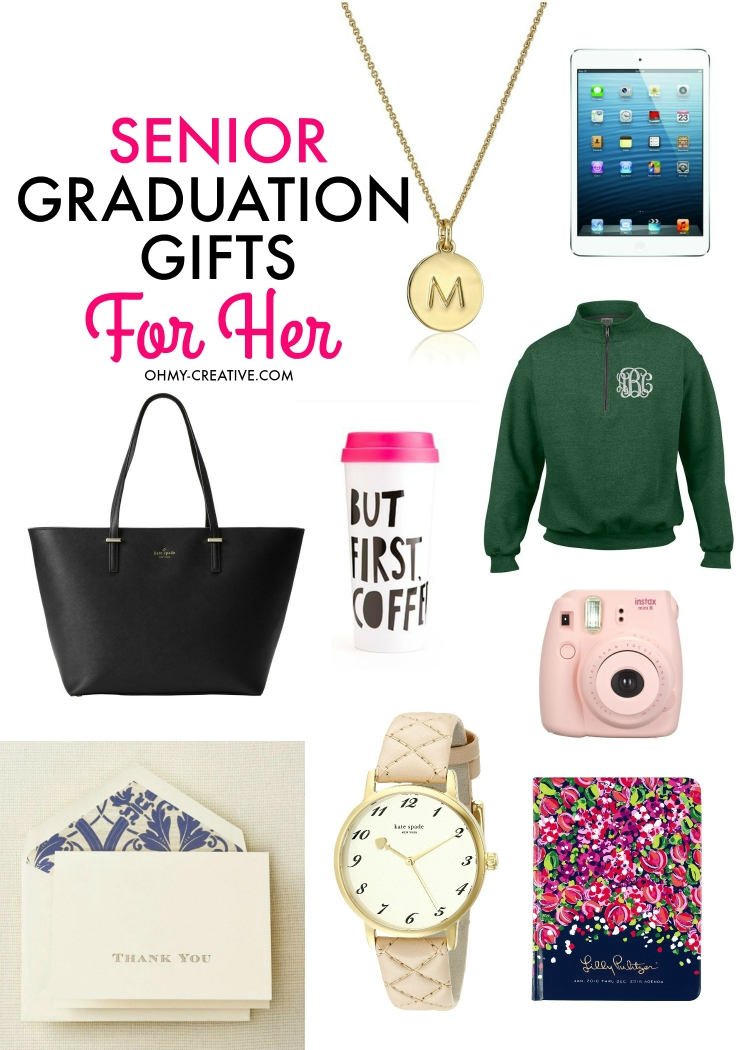 senior graduation gifts for her | graduation gifts, friends family