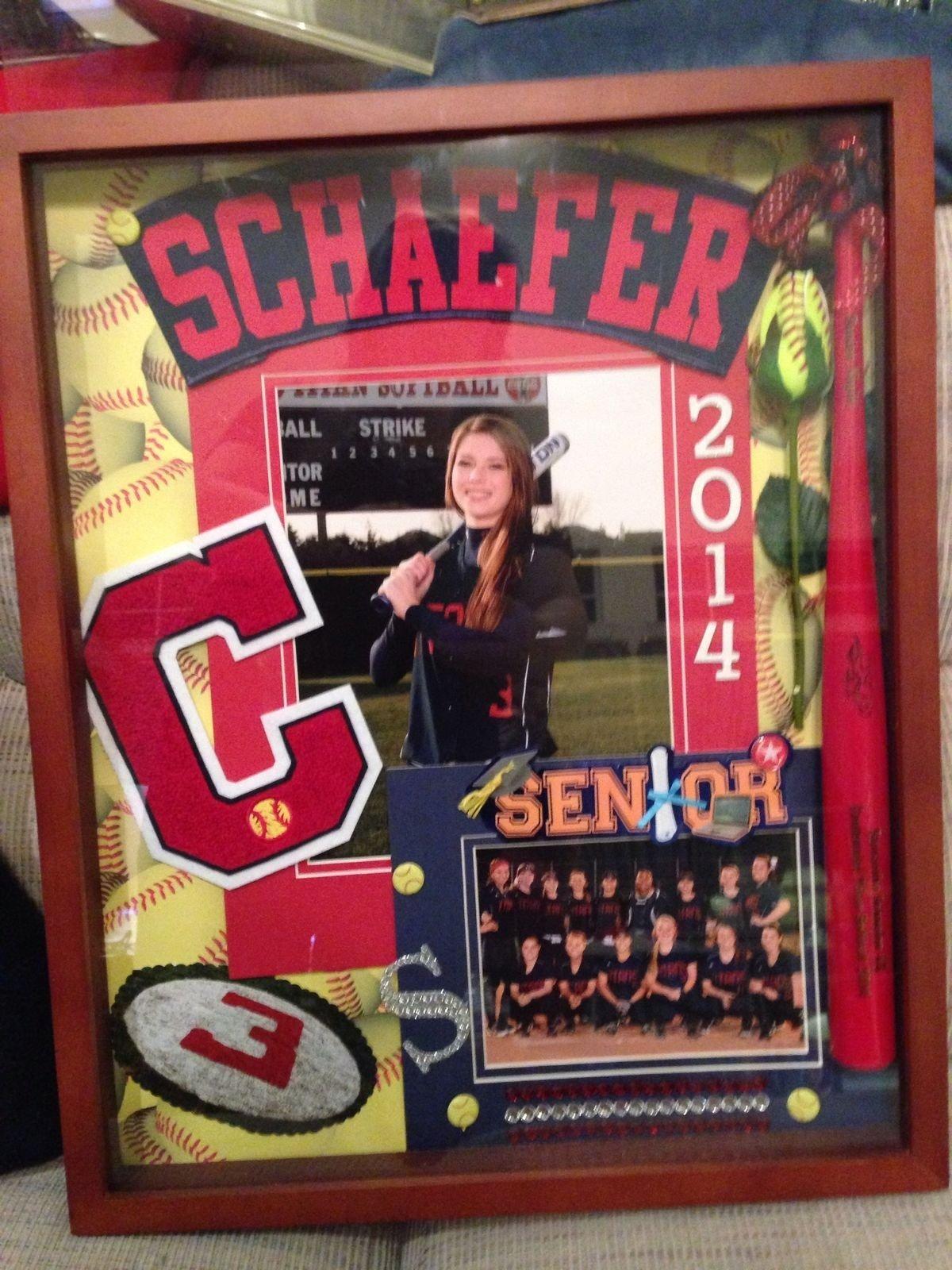 10 spectacular senior gift ideas for sports senior night idea sports stuff pinterest cheer volleyball and