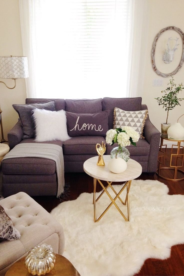 10 Amazing Apartment Living Room Decorating Ideas sep into fall decor best small apartment decorating ideas on 2020