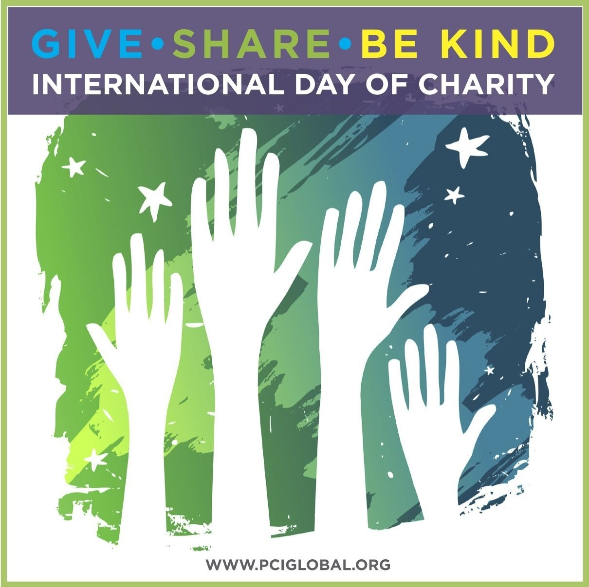 10 Awesome Make A Difference Day Ideas september 5international day of charity september days pinterest 2020