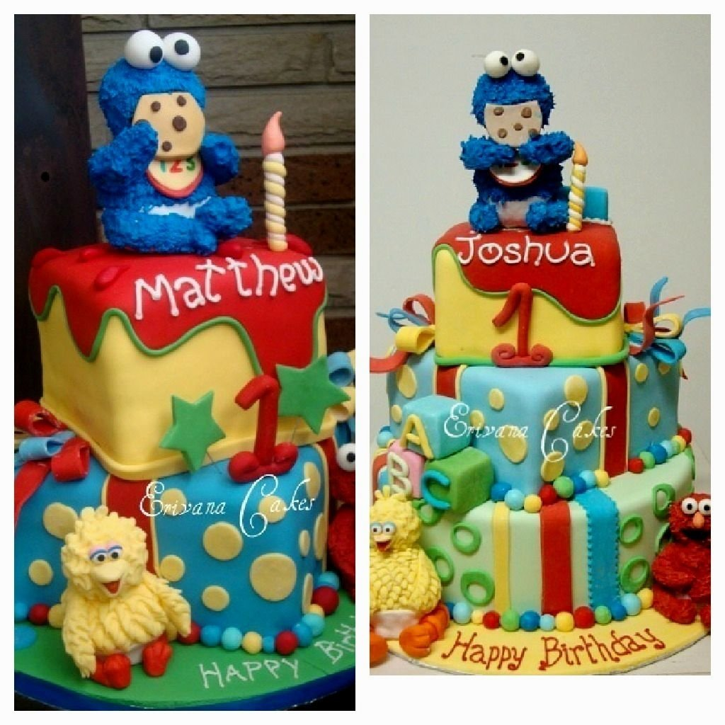 10 Most Recommended Sesame Street 1St Birthday Ideas sesame street 1st birthday cake ideas decorating of party 2020