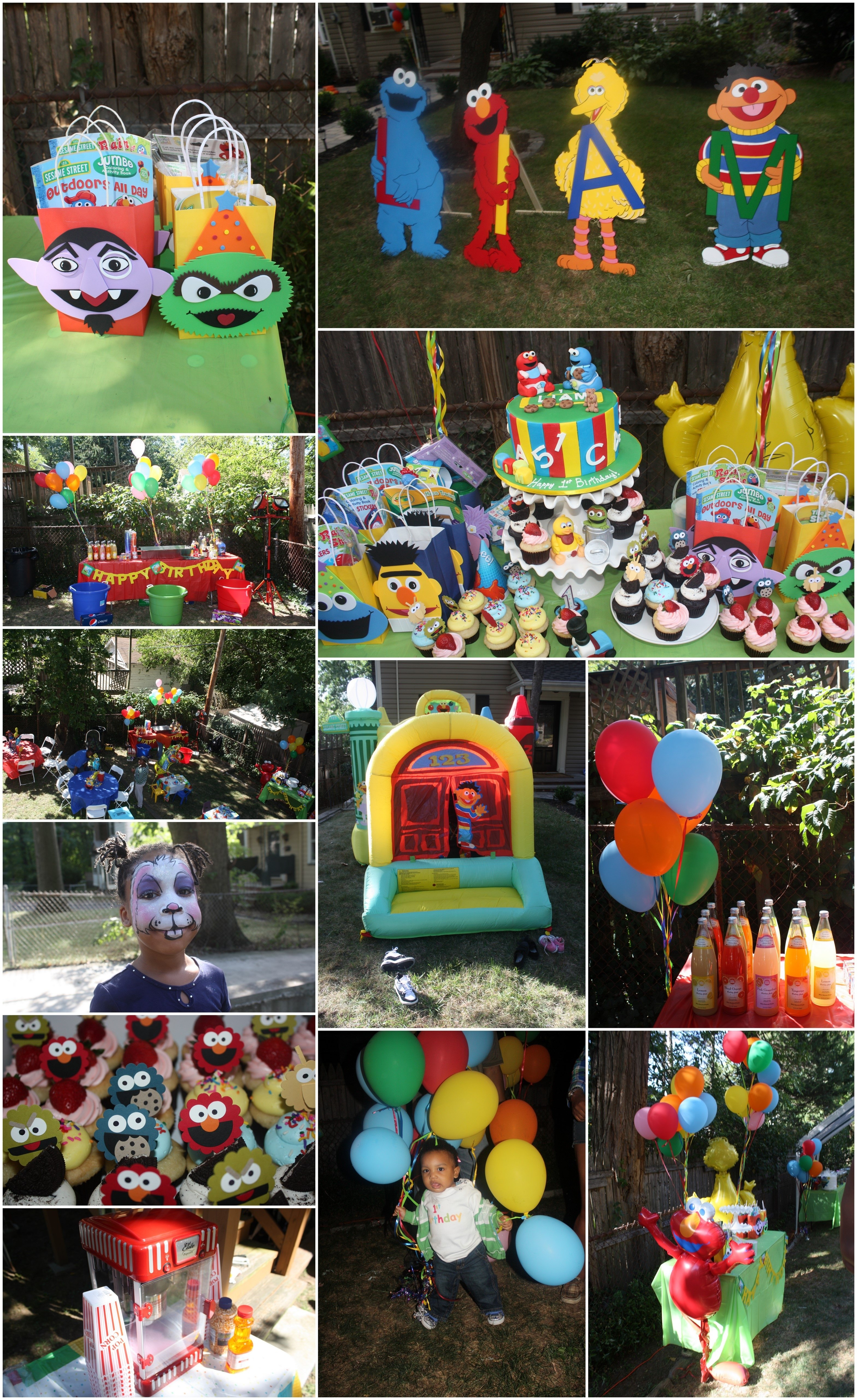 10 Most Recommended Sesame Street 1St Birthday Ideas sesame street 1st birthday party sesame street signs sesame 2020
