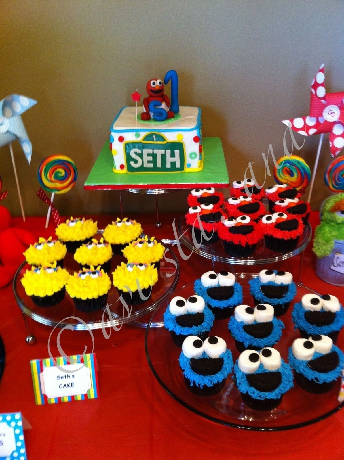 10 Most Recommended Sesame Street 1St Birthday Ideas sesame street birthday party ideas want to make elmo cupcakes for 2020