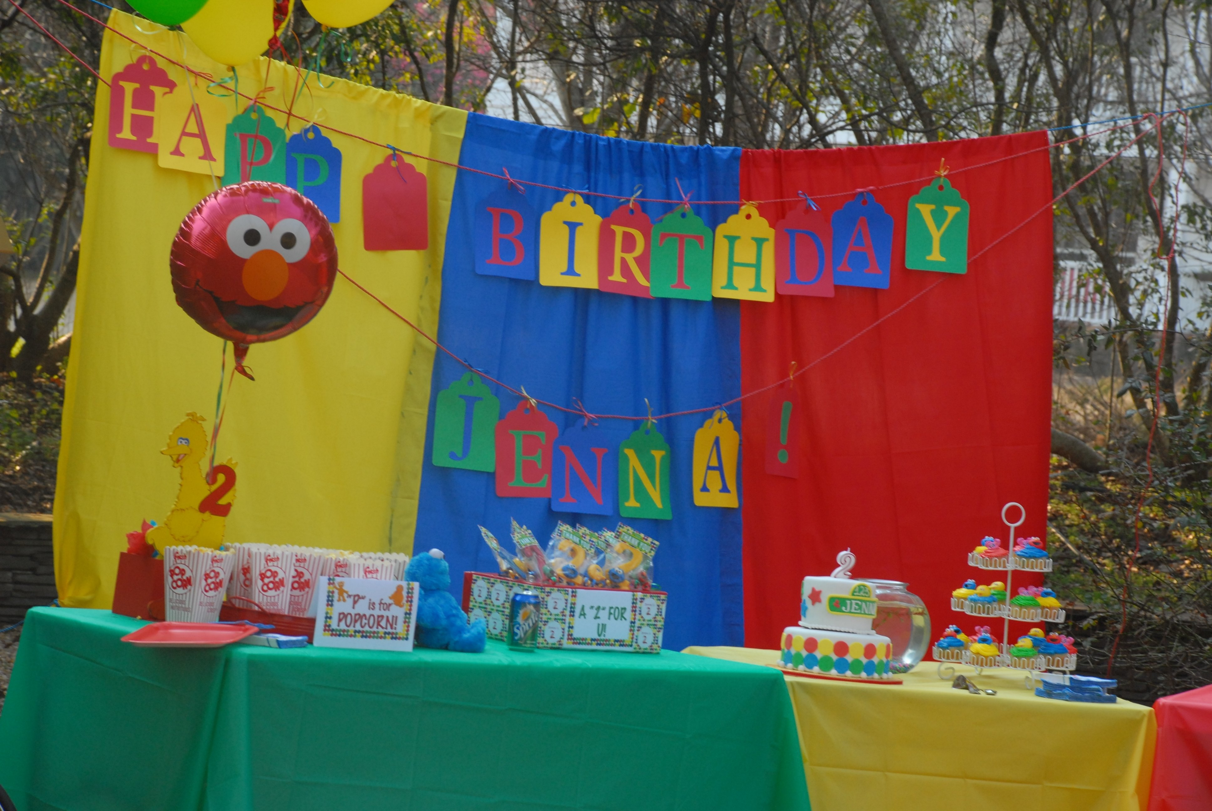 10 Lovely Sesame Street Party Ideas Decorations sesame street decor sesame street decorations for party room 2020