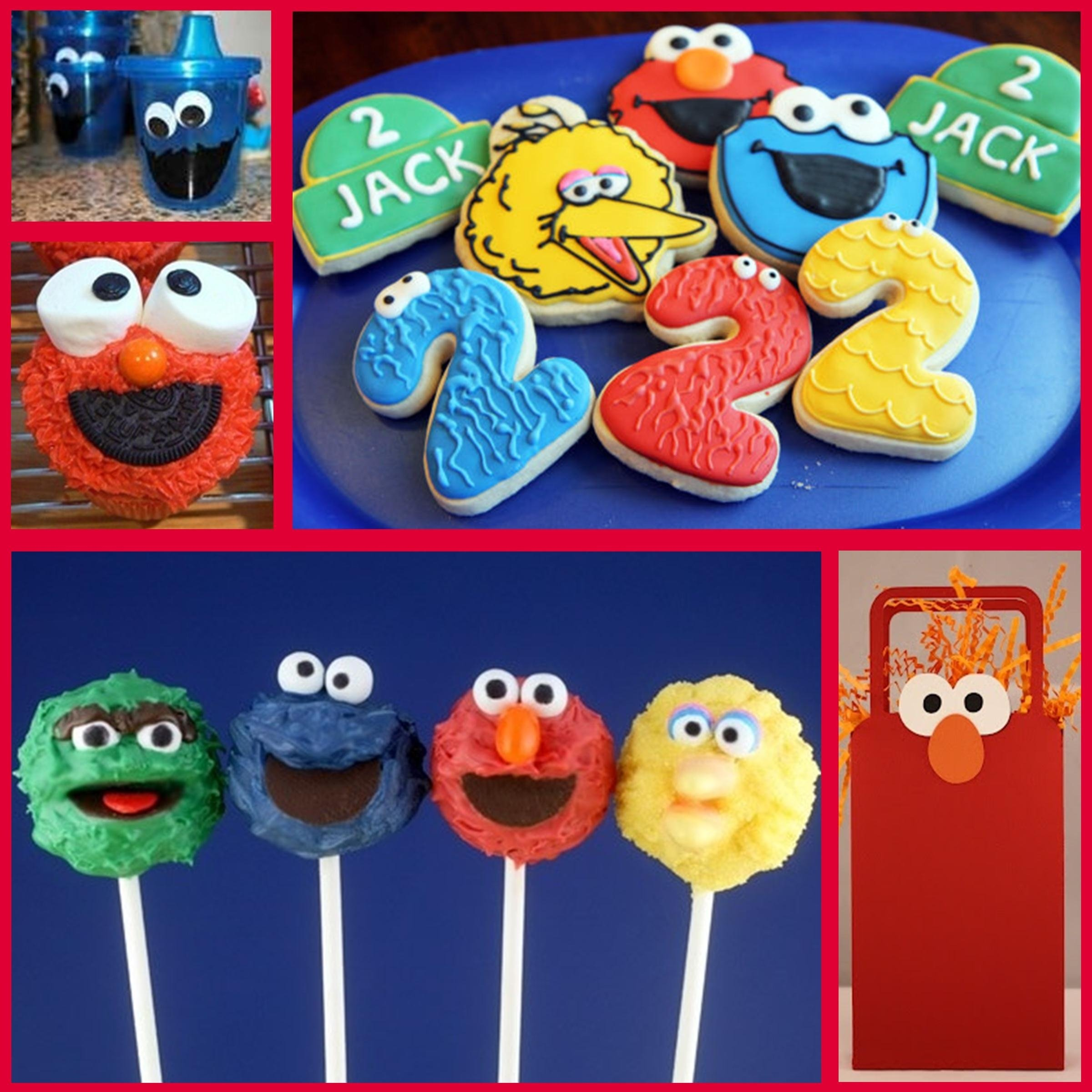 10 Lovely Sesame Street Party Ideas Decorations sesame street party sesame street party ideas mimis dollhouse 2020