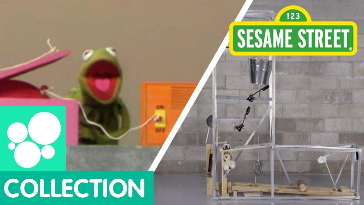 10 Stunning Simple Rube Goldberg Machine Ideas sesame street teaches kids about rube goldberg machines and 2021