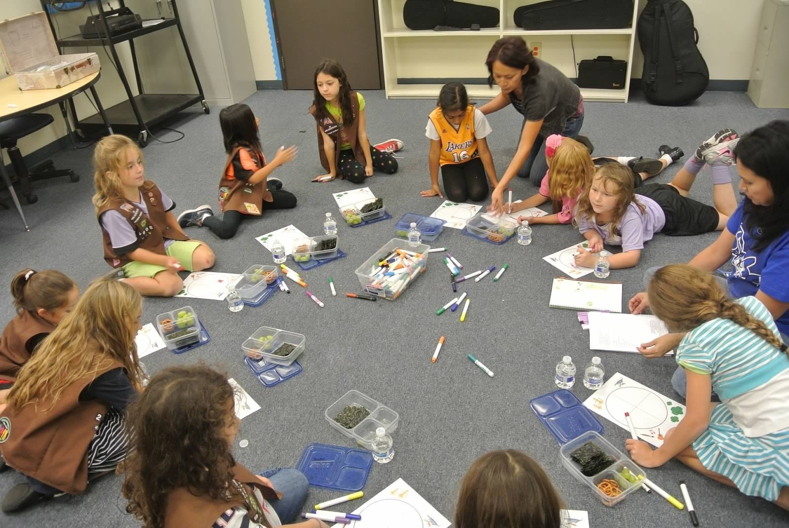 10 Awesome Brownie Girl Scout Meeting Ideas session 4 world of girls brownie girl scout journey kristibug 2