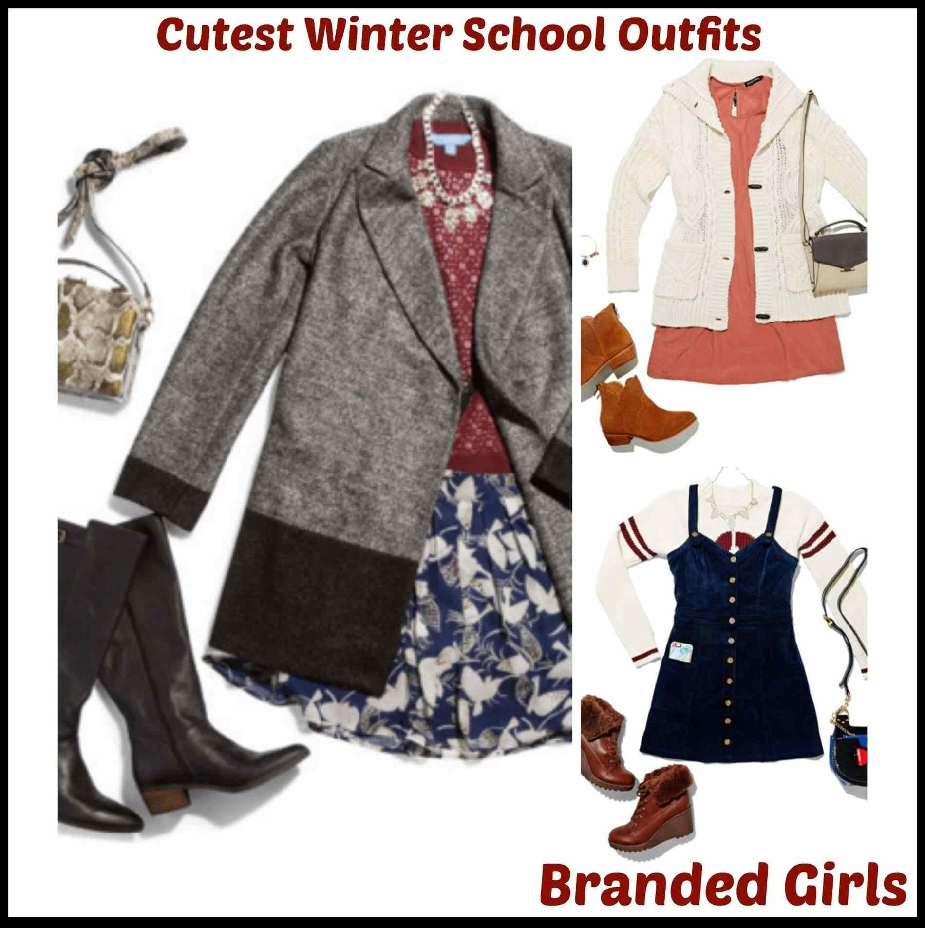 10 Nice Winter Outfit Ideas For School session back cute vintage outfits for school to mini outfit ideas 2020