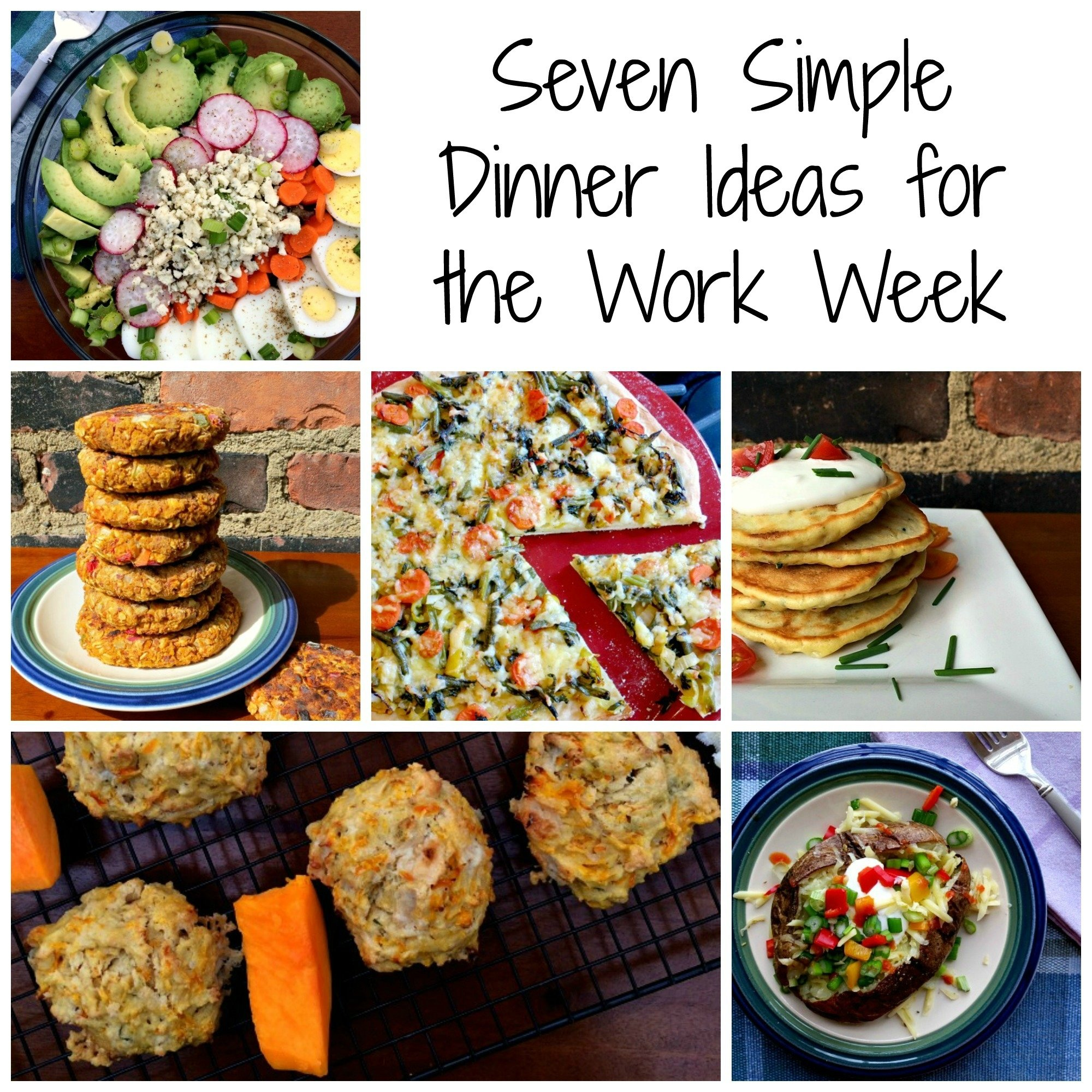 10 Stylish Dinner Ideas For The Week seven simple dinner ideas for the work week clean eats fast feets 2020