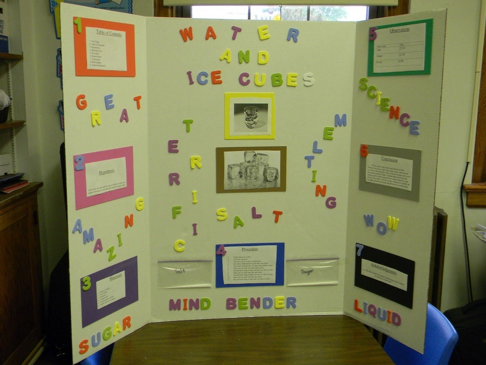 10 Cute Science Project Ideas For 1St Graders seventh and eighth grade winners 3rd place 8th grade student 1 2020