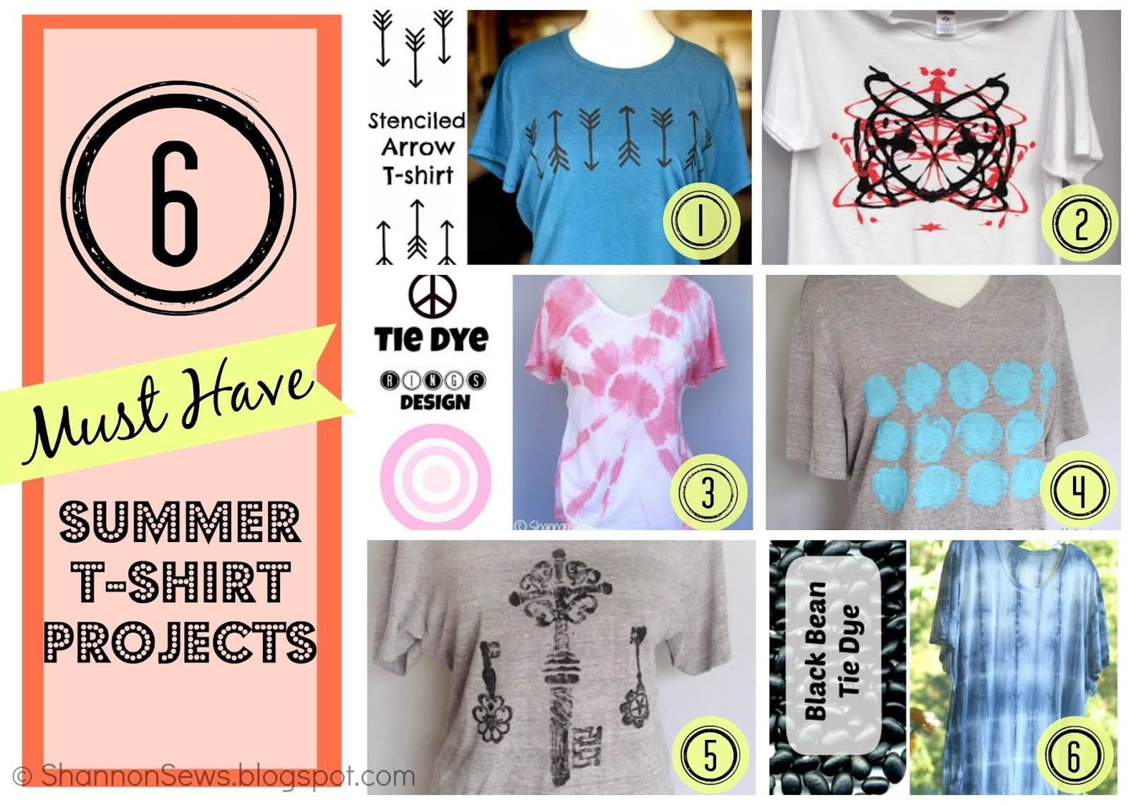 10 Wonderful T Shirt Decorating Ideas For Kids sewing tutorials crafts diy handmade shannon sews blog for 2020