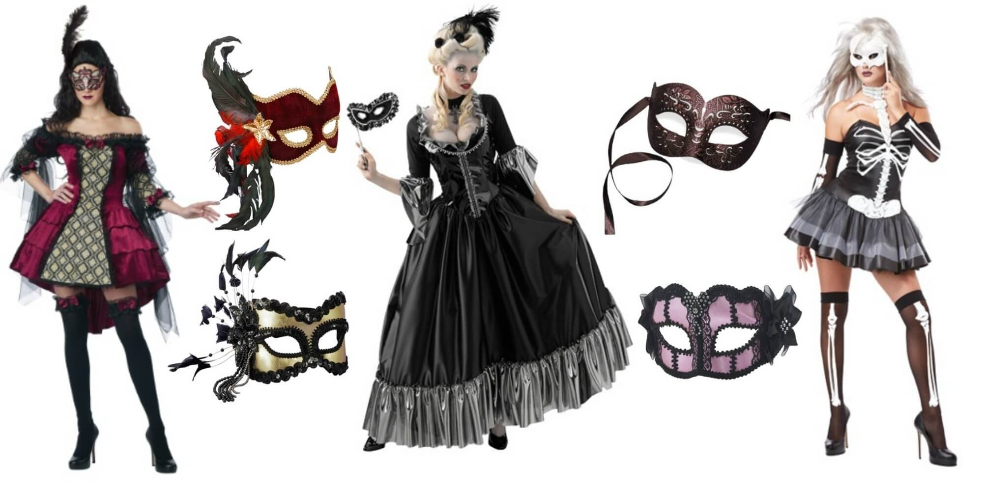 10 Fashionable Masquerade Outfit Ideas For Women sexy costumes for every event halloween costumes blog 1 2020