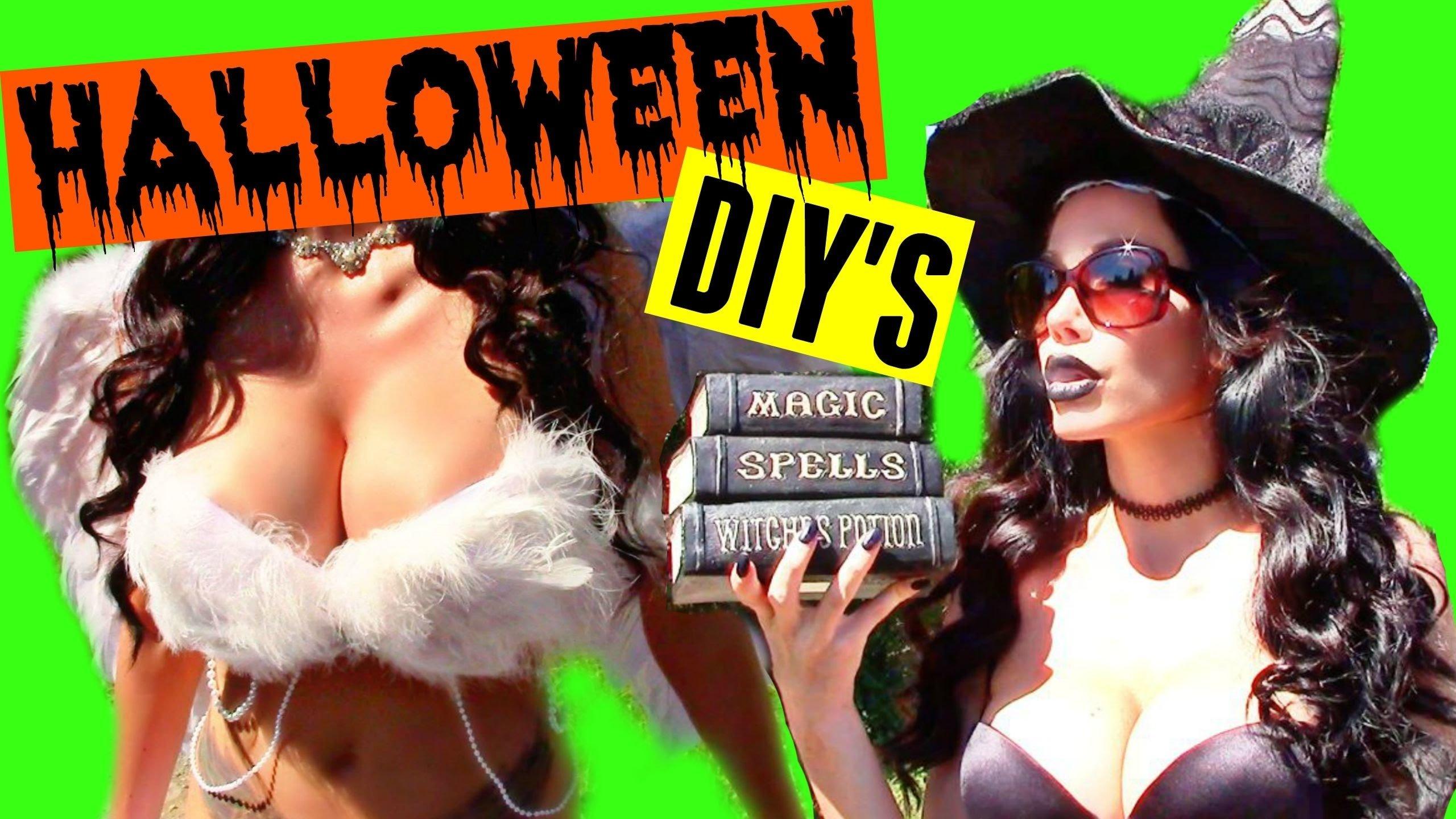 10 Cute Sexy Easy Halloween Costume Ideas sexy halloween costume ideas diy upbra youtube 1 2020