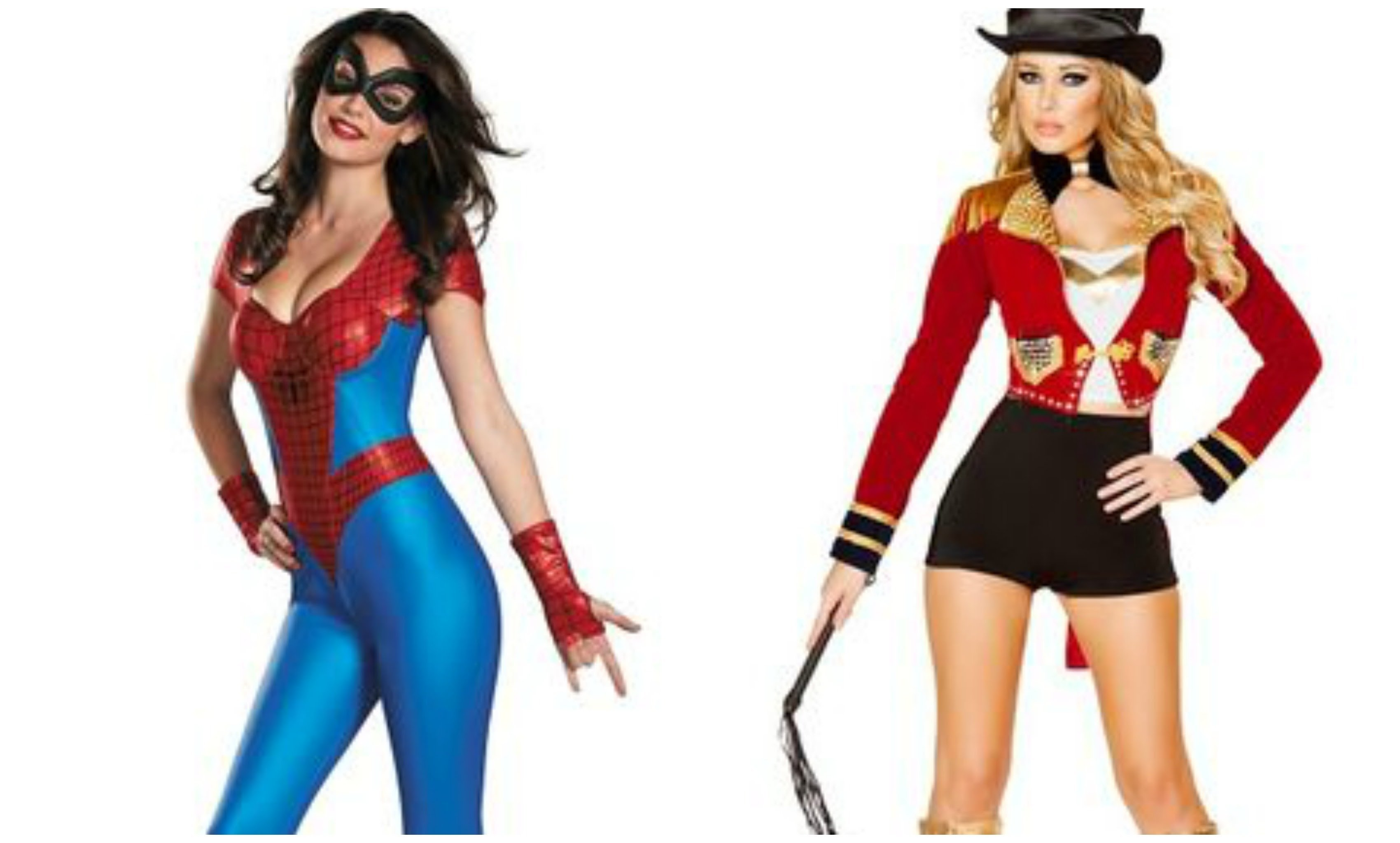 sexy halloween costumes ideas for women | lookbook - youtube
