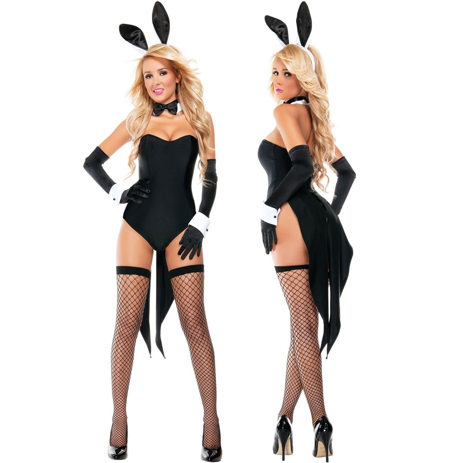 10 Wonderful Cheap Sexy Halloween Costume Ideas sexy womens fairytale disney lola bunny tuxedo playboy hottie 2020