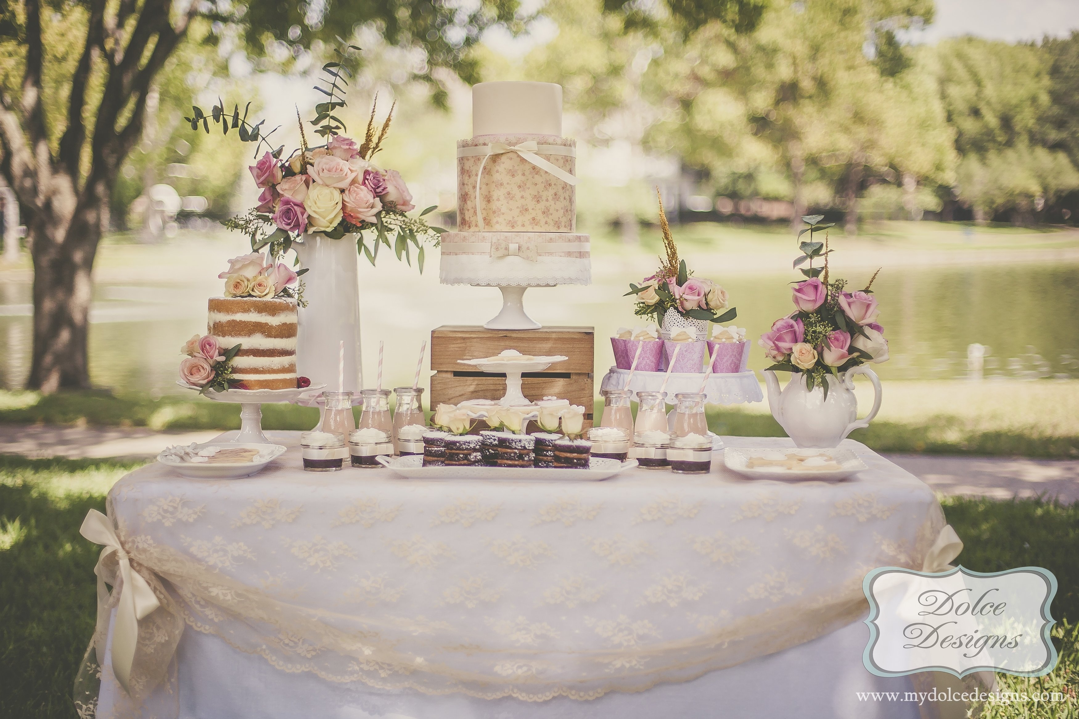 10 Attractive Shabby Chic Bridal Shower Ideas shabby chic bridal shower dolce designs 2020