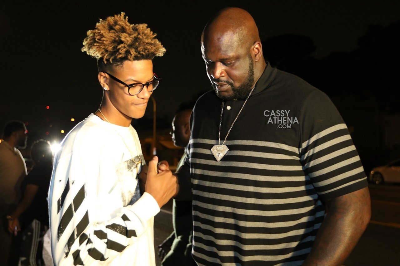 10 Stunning Gift Ideas For 16 Year Old Son shareef oneal celebrates his 16th birthday cassyathena 2020