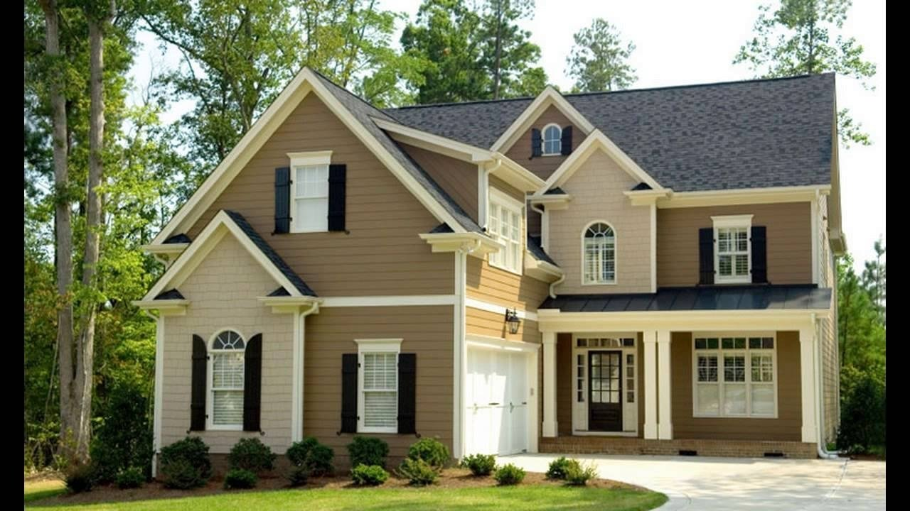 10 Ideal Exterior House Paint Color Ideas sherwin williams exterior paint color ideas youtube 1 2020