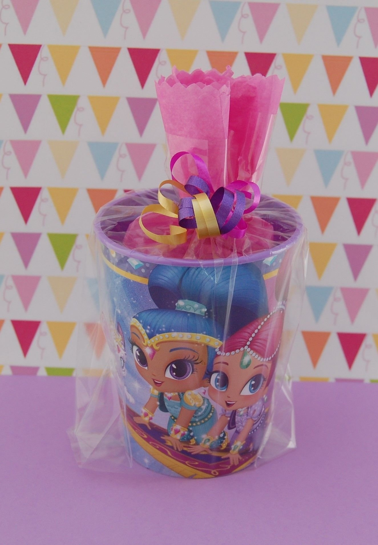 10 Amazing Goodie Bag Ideas For Birthday Party shimmer and shine pre filled party favors goodie bags for kids