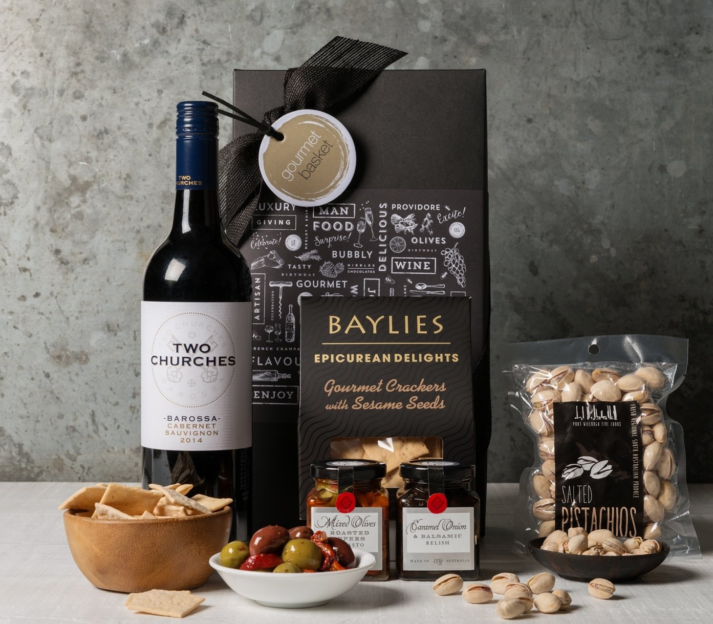 10 Elegant Food Gift Ideas For Men shiraz and savoury gourmet food gift hamper gifts under 100 2020