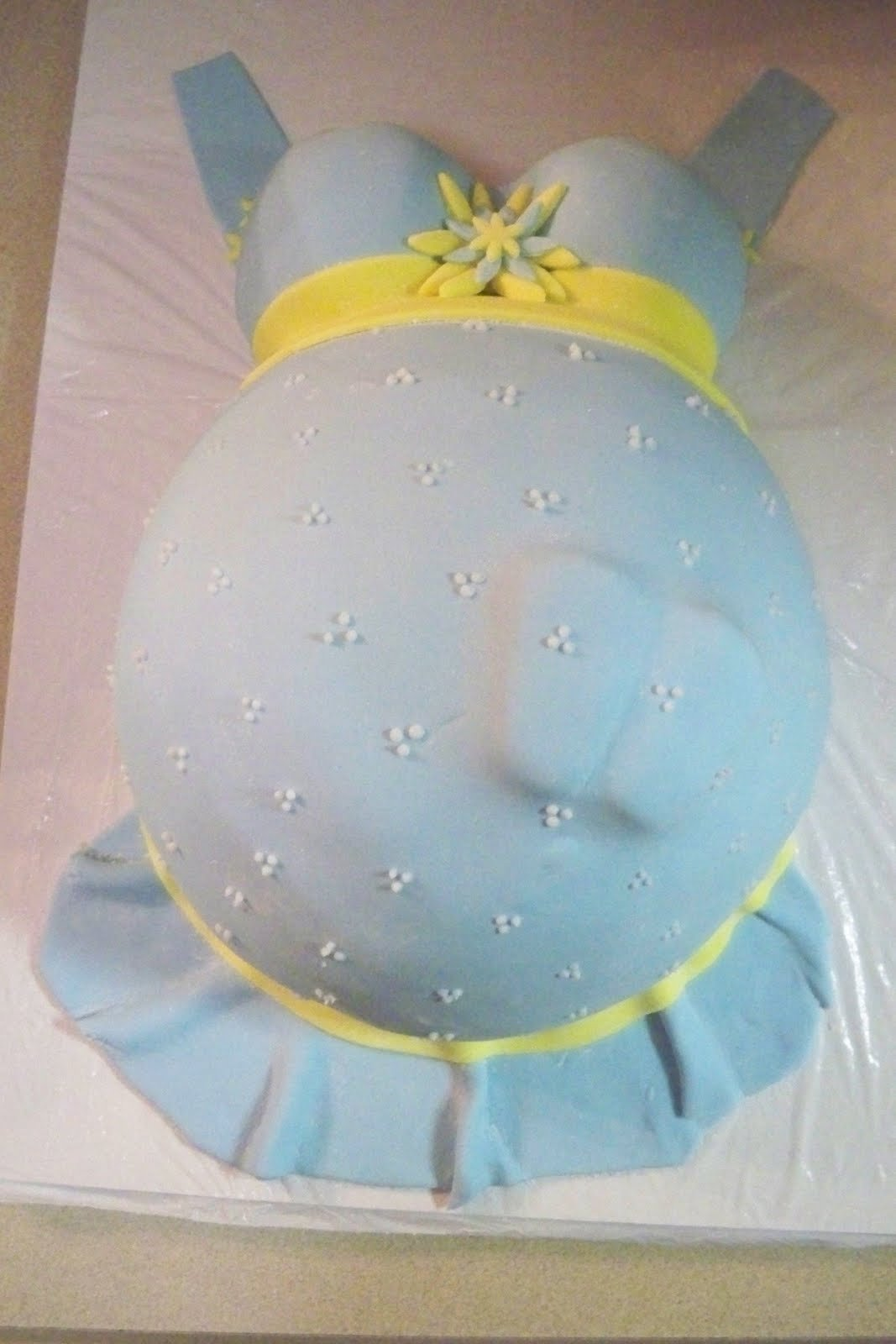 10 Stunning Baby Boy Baby Shower Cake Ideas