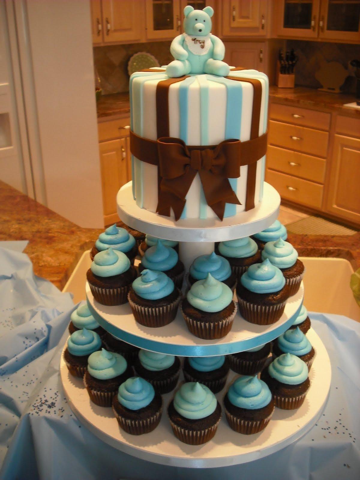 10 Fantastic Boy Baby Shower Cupcake Ideas shocking baby shower cake ideas fory and girl sheet cup for a boy