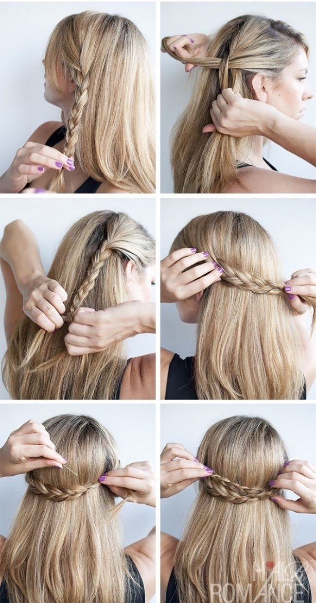 10 Fantastic Cute Hair Ideas For Medium Hair shocking cute hairstyle ideas for mediumlength hair image of easy 2020