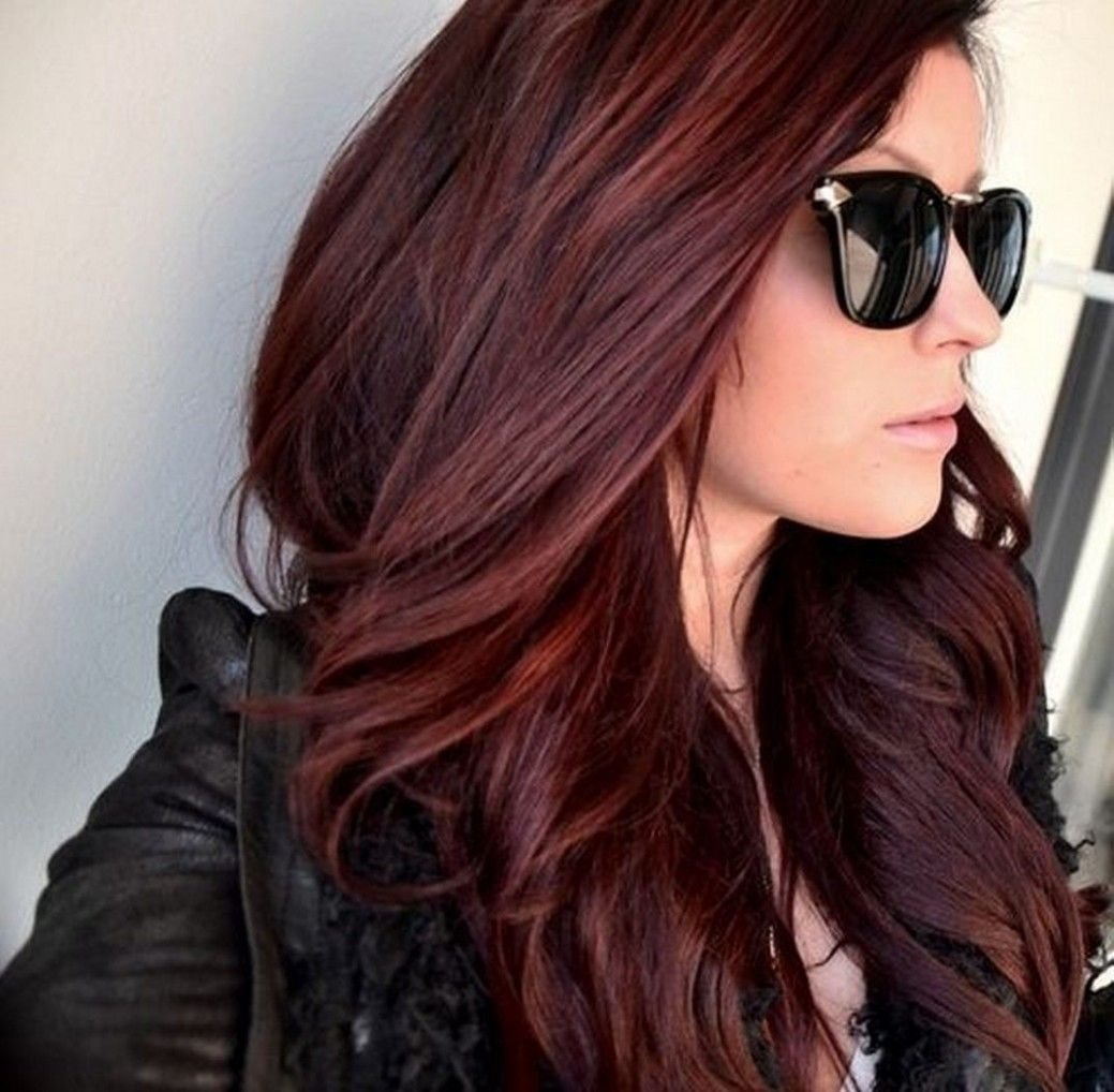 10 Amazing Dark Red Hair Color Ideas shocking doubts you should clarify about dark red hair color ideas 2021