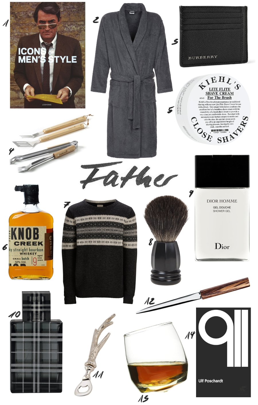 10 Famous Christmas Present Ideas For Dad