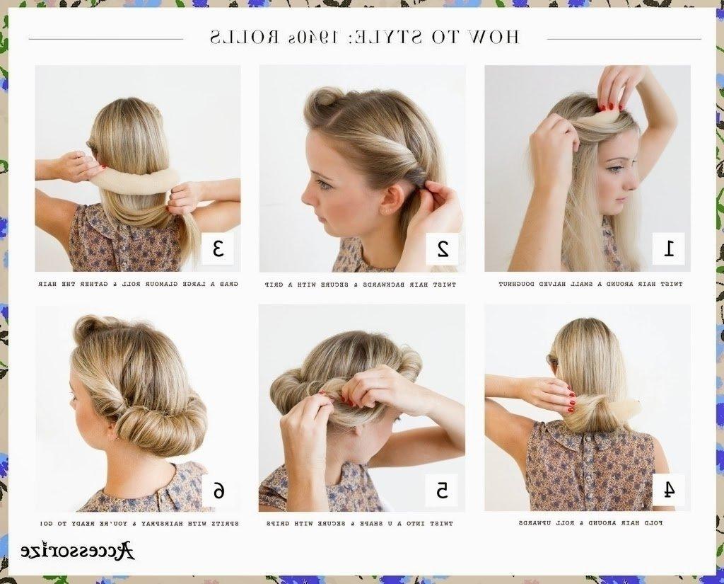 10 Unique Ponytail Ideas For Short Hair short hair ponytail hairstyles cute ponytail hairstyles for short 2021
