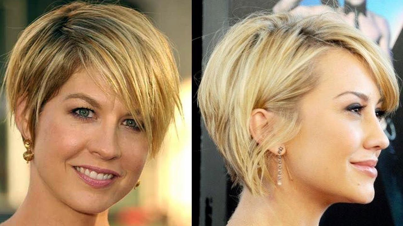 10 Nice Haircut Ideas For Short Hair short haircuts 2018 for women over 30 35 40 short hair cuts 2021