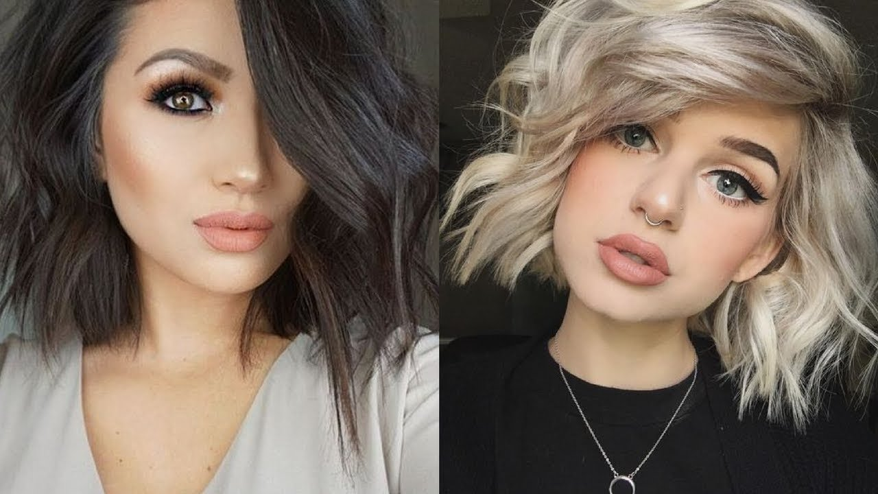 short hairstyle ideas - hair hacks for girls with short hair - youtube