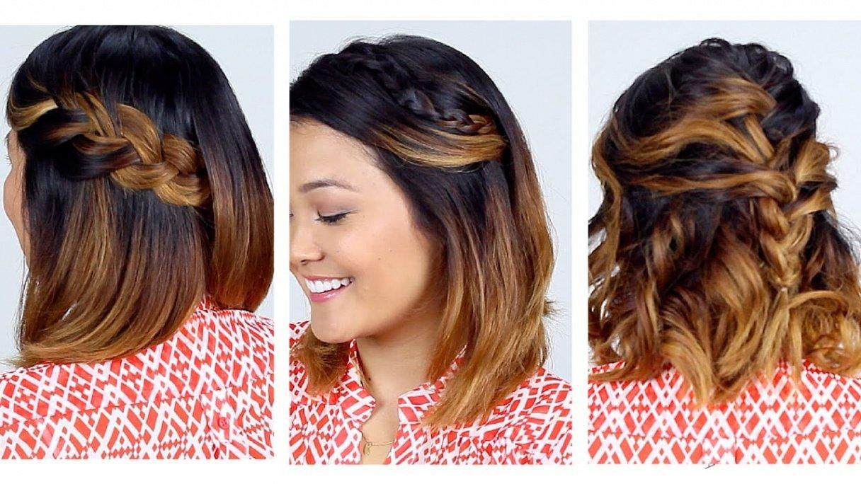 10 Elegant Cute Ideas For Short Hair short hairstyles ideas quick easy cute hairstyles for short hair