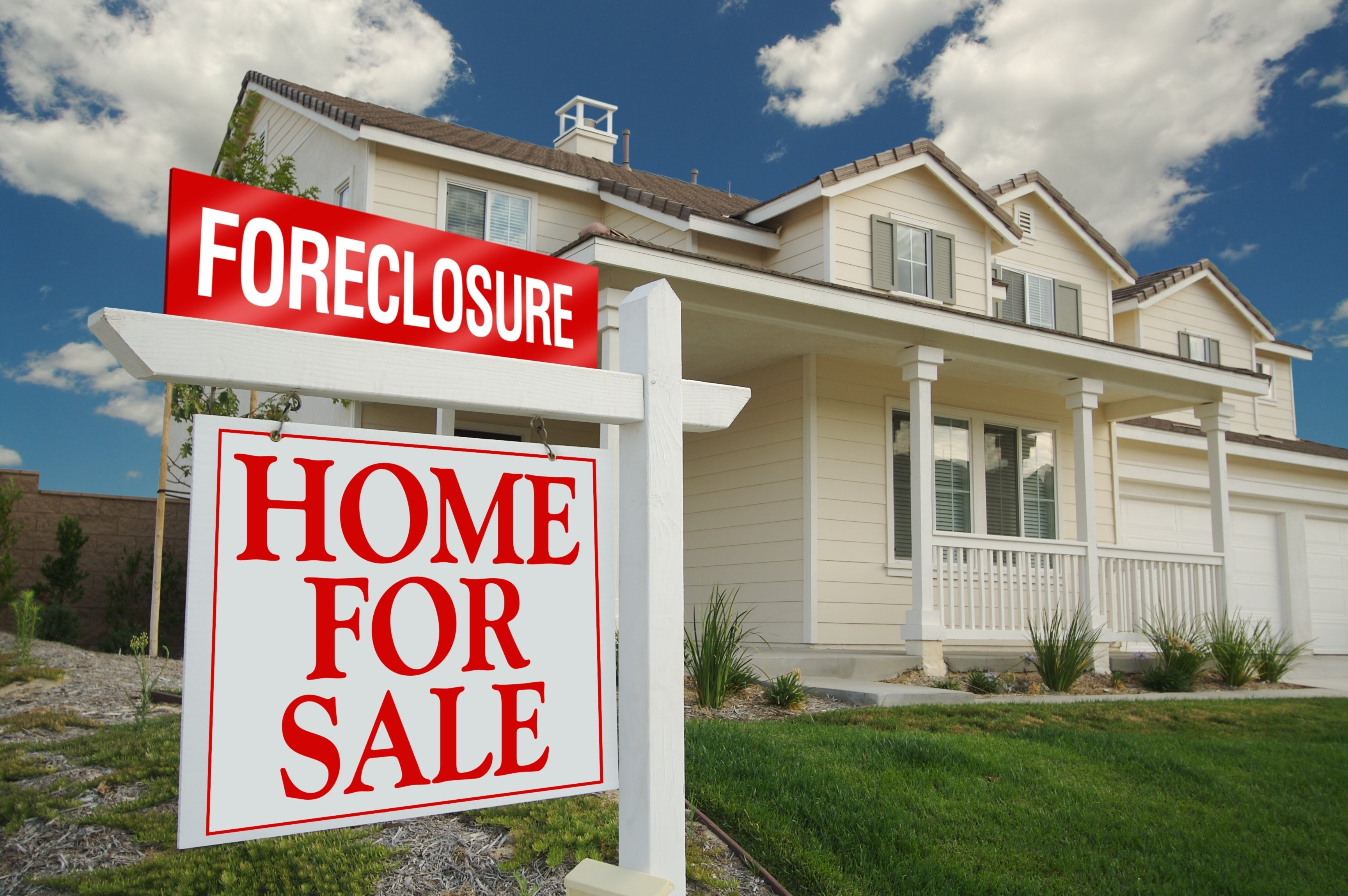 should you target a foreclosure property for a new purchase? - |