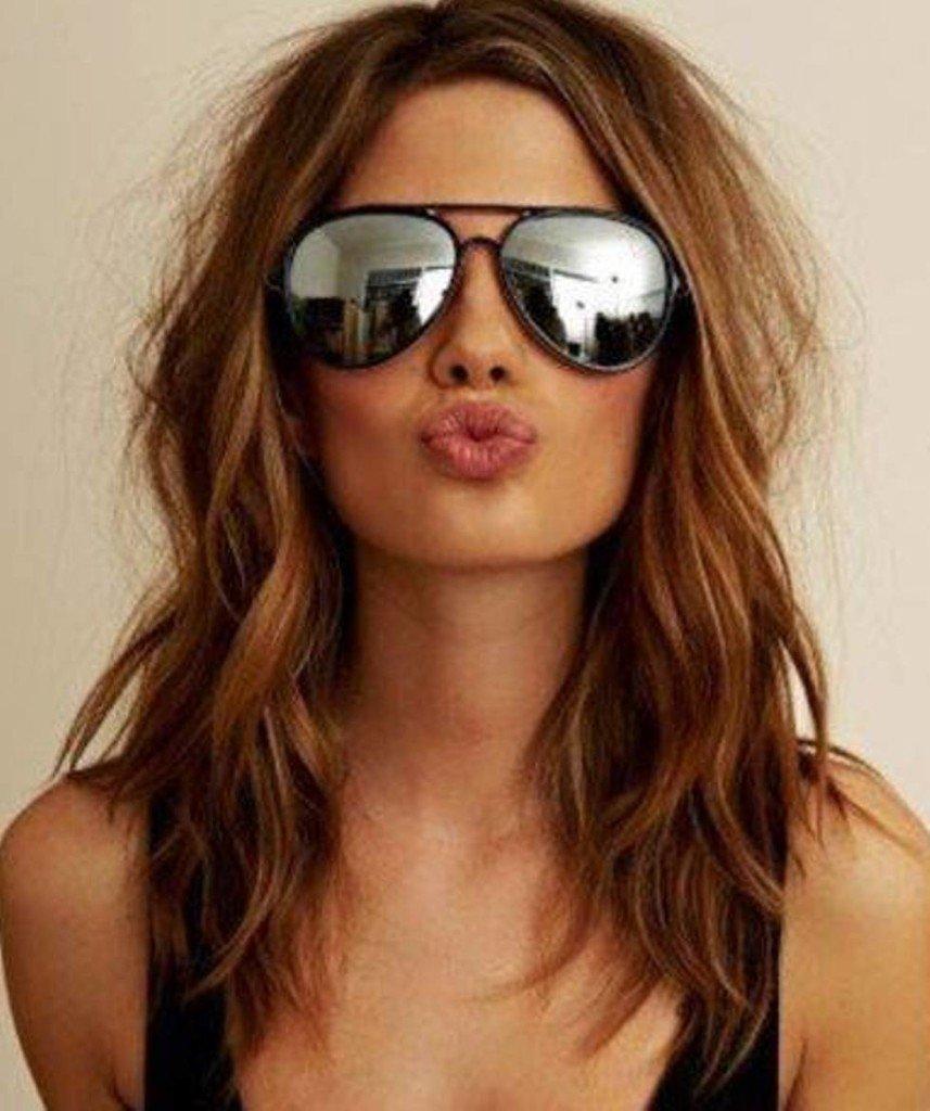 10 Stunning Haircut Ideas For Medium Length Hair