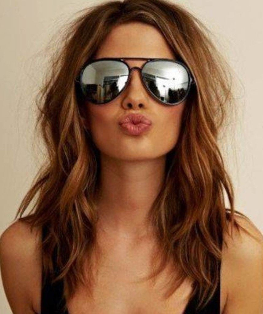 10 Fantastic Hairstyle Ideas For Medium Length Hair
