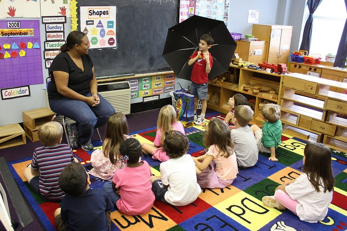 10 Unique Kindergarten Show And Tell Ideas show and tell education wikipedia 2021