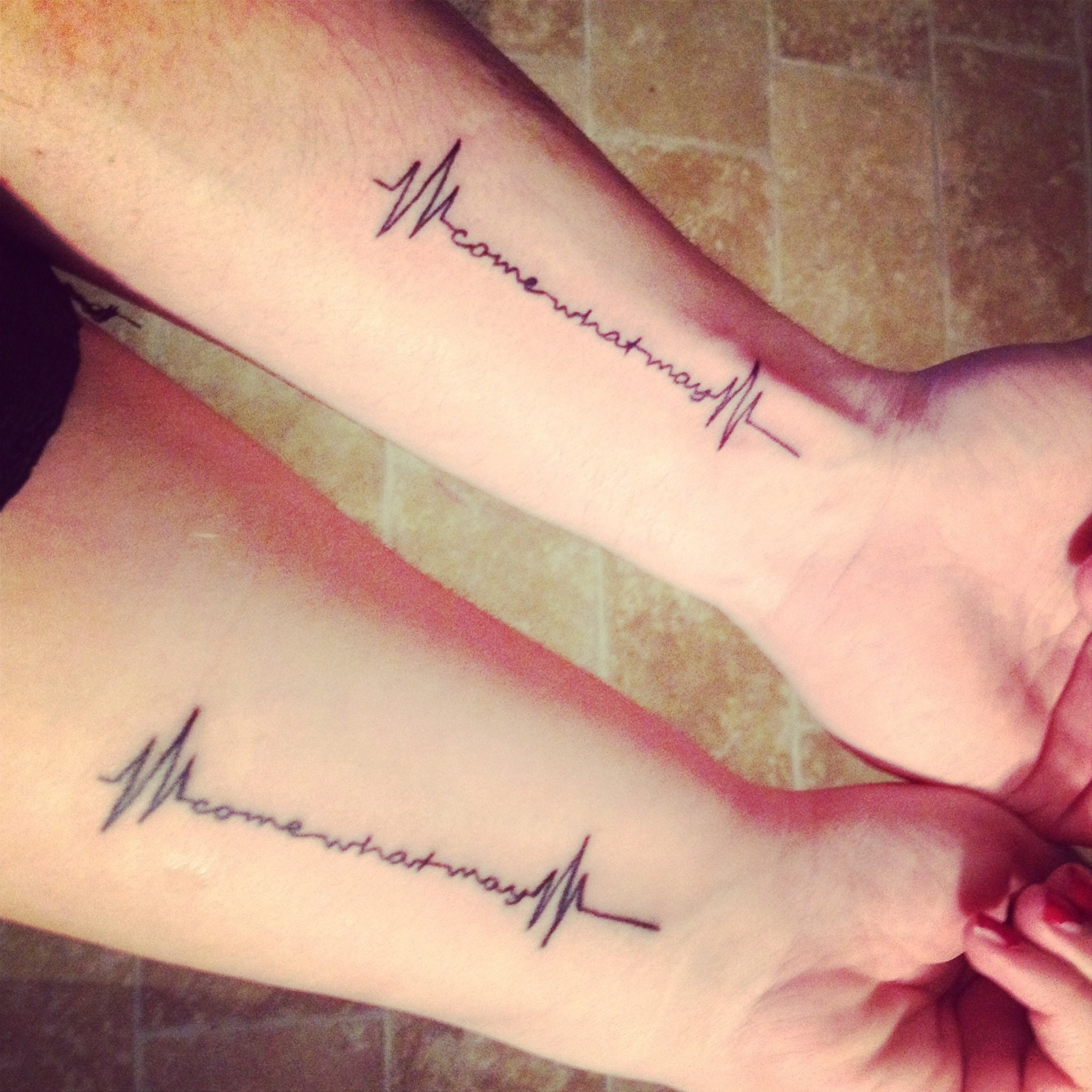 10 Amazing Matching Tattoo Ideas For Married Couples show your love through matching tattoos 2020