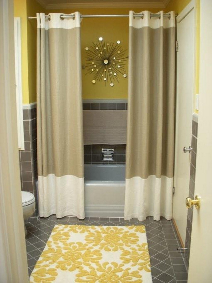 10 Trendy Shower Curtain Ideas For Small Bathrooms shower curtain ideas for small bathroom nytexas