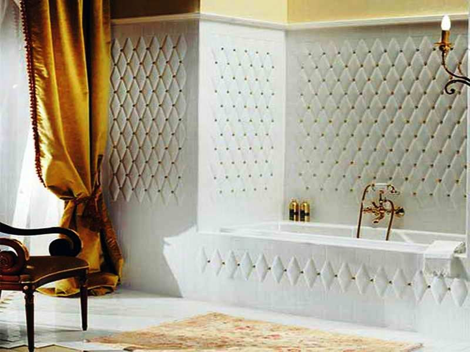 10 Trendy Shower Curtain Ideas For Small Bathrooms