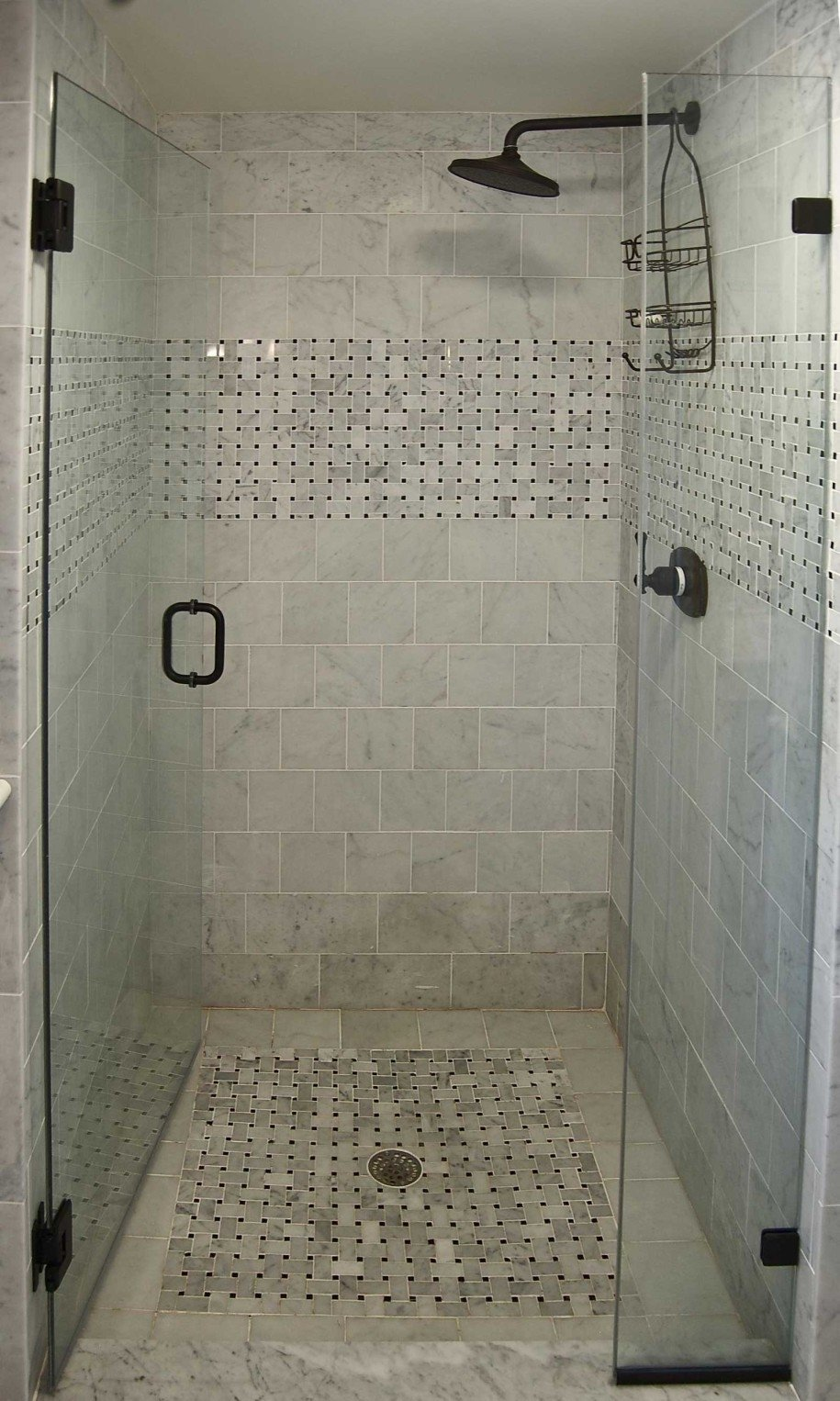 10 Great Small Bathroom Shower Tile Ideas shower design ideas small bathroom large and beautiful photos 2 2020