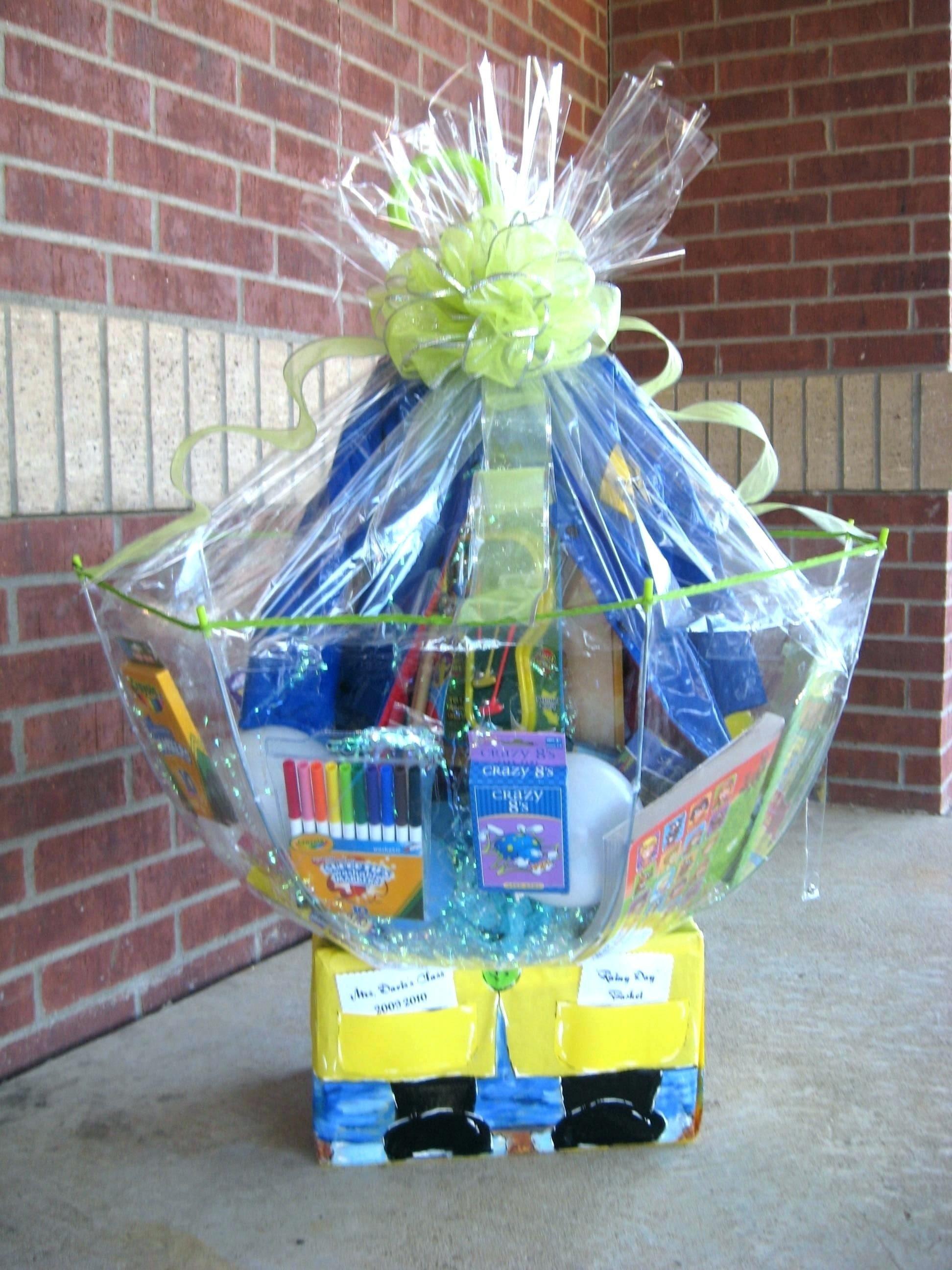 10 Cute Silent Auction Gift Basket Ideas silent auction gift basket ideas etsustore 2020