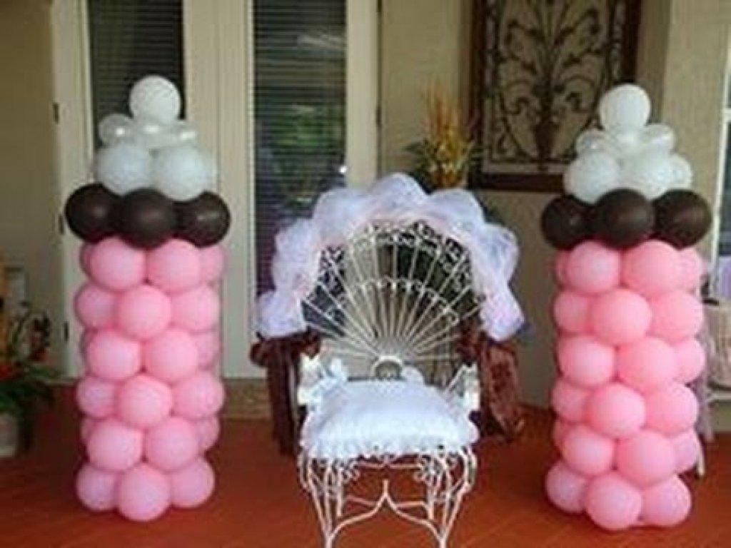 10 Trendy Ideas Para Decorar Baby Shower sillas para baby shower pinbrowser 1 2020