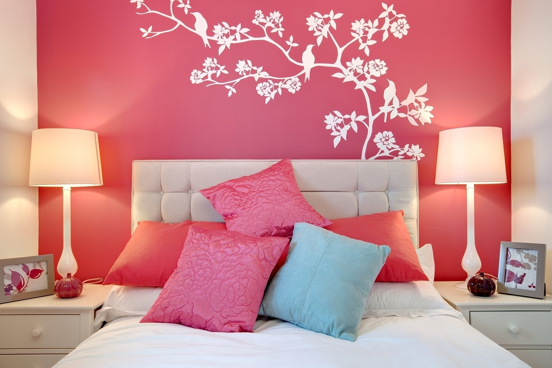 10 Stunning Wall Painting Ideas For Bedroom simple bedroom wall painting ideas download wall paint ideas for 1 2020