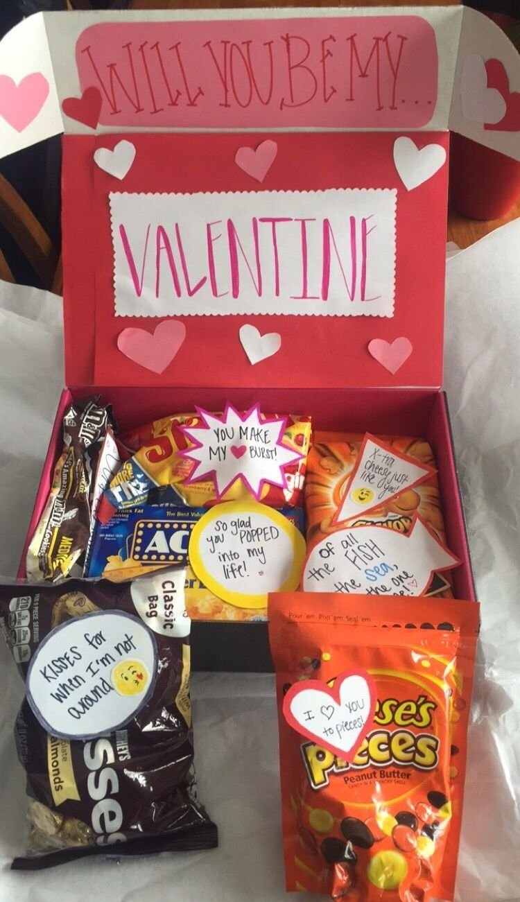 10 Ideal Valentines Day Ideas For Her simple diy valentines day gift for him or her valentinesday diy 17 2020