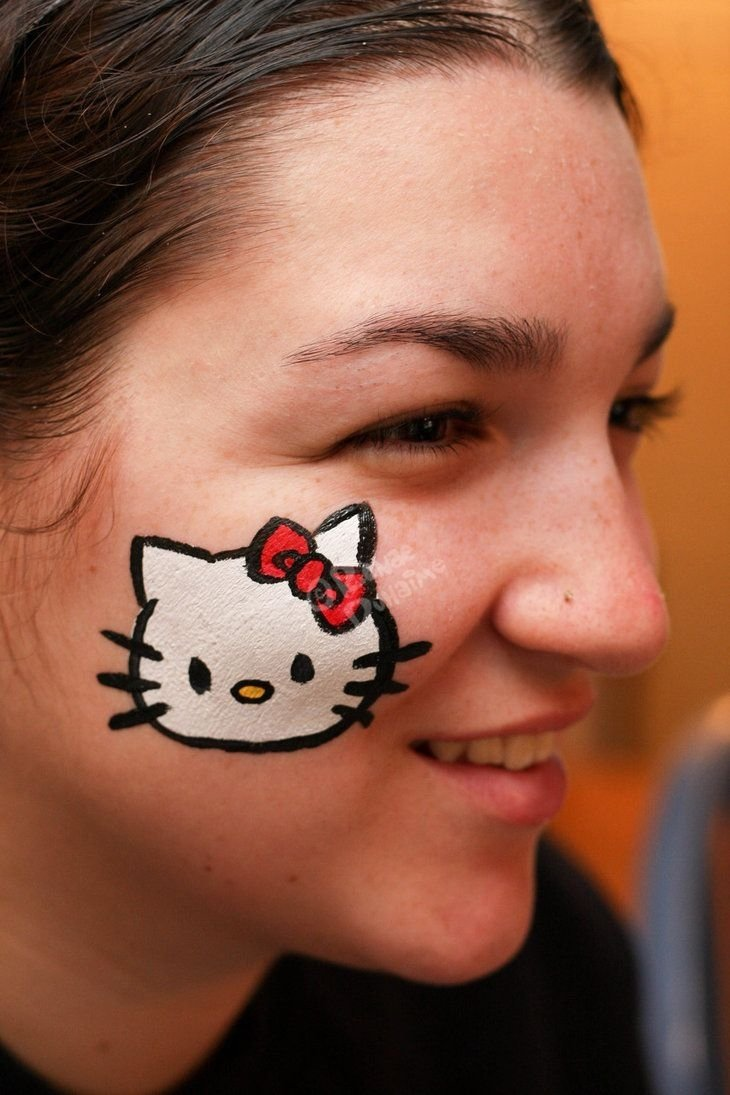 10 Fabulous Easy Face Painting Ideas For Kids Cheeks Simple Designs